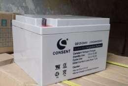 光盛蓄电池GS12V33AH直流屏储能电池
