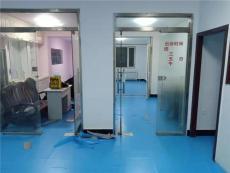 PVC同透地板醫療同質透心遼寧天韻塑膠地板