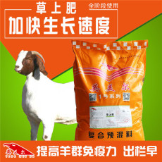 小羊羔饲料羊羔饲料品牌 羔羊饲料预混料