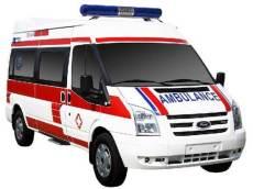 白山私人 120救护车出租白山收费标准