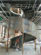 大兴钢结构楼梯周期快良心工程
