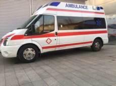 南平120救护车出租南平全程高速