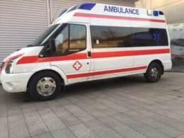 大庆长途跨省120救护车出租大庆品质优良
