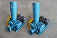 潍坊战尔罗茨真空泵污水处理罗茨鼓风机厂家