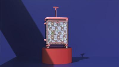 烘干箱包静音吸震 让您的旅行更轻松