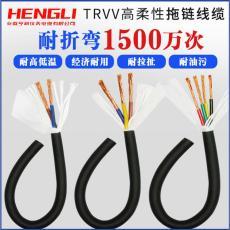 JYVPR22耐火信号电缆PVC护套300V交流