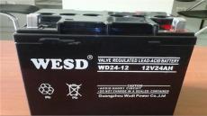 無敵蓄電池WD5-12 12V5AH性能及參數