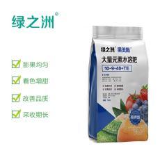 大量元素水溶肥 高鉀水溶肥 膨果增甜沖施肥