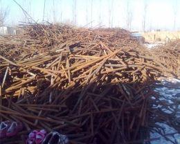 阳春市排山钢管回收今日价格查询