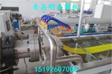 U型PVC淋浴房擋水條生產設備SZJ65型37kw