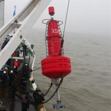 海上燈浮標河道助航塑料浮標生產廠家