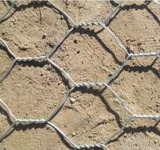 雅安河壩石籠網 熱鍍鋅欄石網包塑石籠網