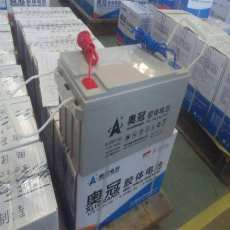 奧冠蓄電池型號最新報價經銷儲能報價