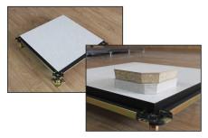 奥斯曼硫酸钙防静电地板品质无忧价格心跳