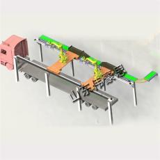供應機械手裝車機 飼料雙機器人裝車機