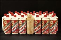 东莞回收1982年茅台酒一瓶价
