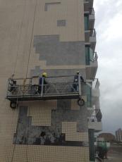 高空外墙瓷砖脱落空鼓维修