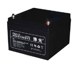 豫光蓄電池PS33-1212V33AH穩壓系統專用