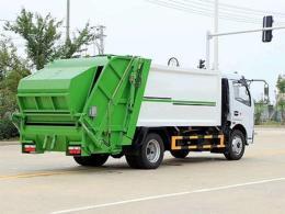 5吨垃圾收集转运车多少钱一台