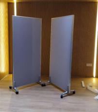 简易吸声隔音板移动隔音声屏障吸声板悬挂吸