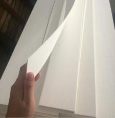 1.0/1.6/2.0mm杯垫吸水纸 干燥板标本 防霉