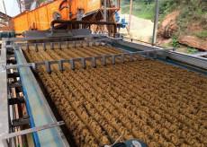 新疆乌鲁木齐洗砂厂用泥水分离剂