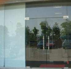天津安装玻璃感应门 定做感应玻璃门