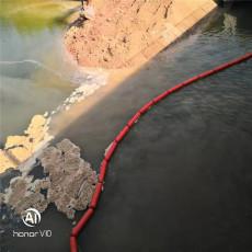 河道漂浮污物拦漂浮体拦污栅浮筒制造商