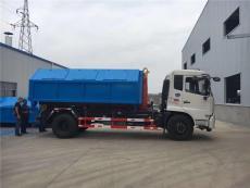 东风天锦国六14吨钩臂垃圾车