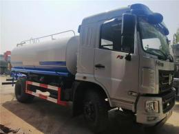 东风专底12吨12立方洒水车