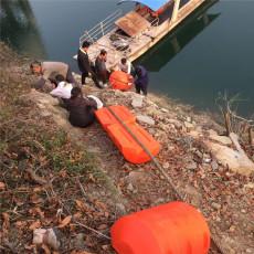 水库活动式拦漂装置大型电站拦污浮筒批发