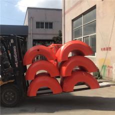 水上清淤抬管浮漂河道抽沙船配套浮體詢價