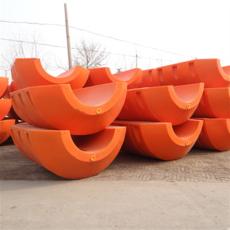 河道清淤管道浮體10寸聚乙烯浮筒詳細參數