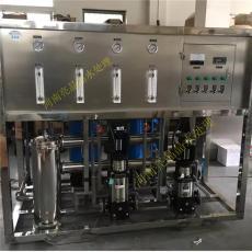 安陽凈化水設備0.5噸每小時工業純水設備