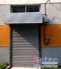 上海带保温的车间防爆卷帘门