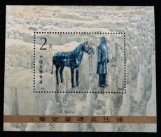 T28M奔馬小型張郵票收藏價值分析 值多