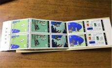 紀94M梅蘭芳舞臺藝術小型張的真偽鑒別