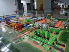 石油钻井模型采油平台模型油气集输模型