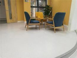山东滨州市LG幼儿园耐污pvc地板