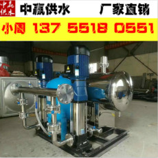 欽州二次供水加壓遠程運維系統