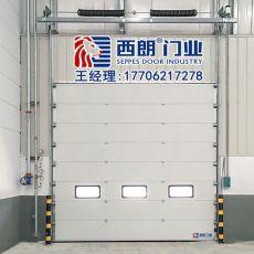 常州工廠改造用電動滑升門