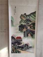 鹤寿千秋颂中华32平尺史诗巨作