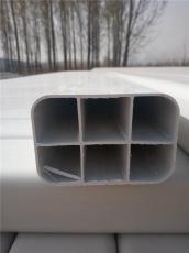 PVC格柵管 1孔4孔6孔塑料方管穿線管