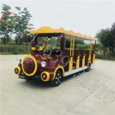 小火车款 14座电动观光车