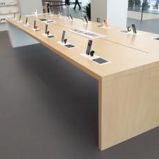 华为智能3.6版配件柜体验桌新品上市
