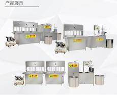 商丘全自动豆腐磨浆机商用豆腐机浆渣分离