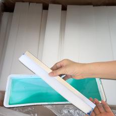 液态膜涂抹纳米绵条 建筑玻璃膜璃涂料涂抹