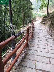 黄冈优秀优秀仿木栏杆照片