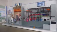 核能发电模型  核电厂模型  核岛模型
