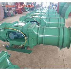 三十而立的礦用KCS-230D濕式振弦除塵風機